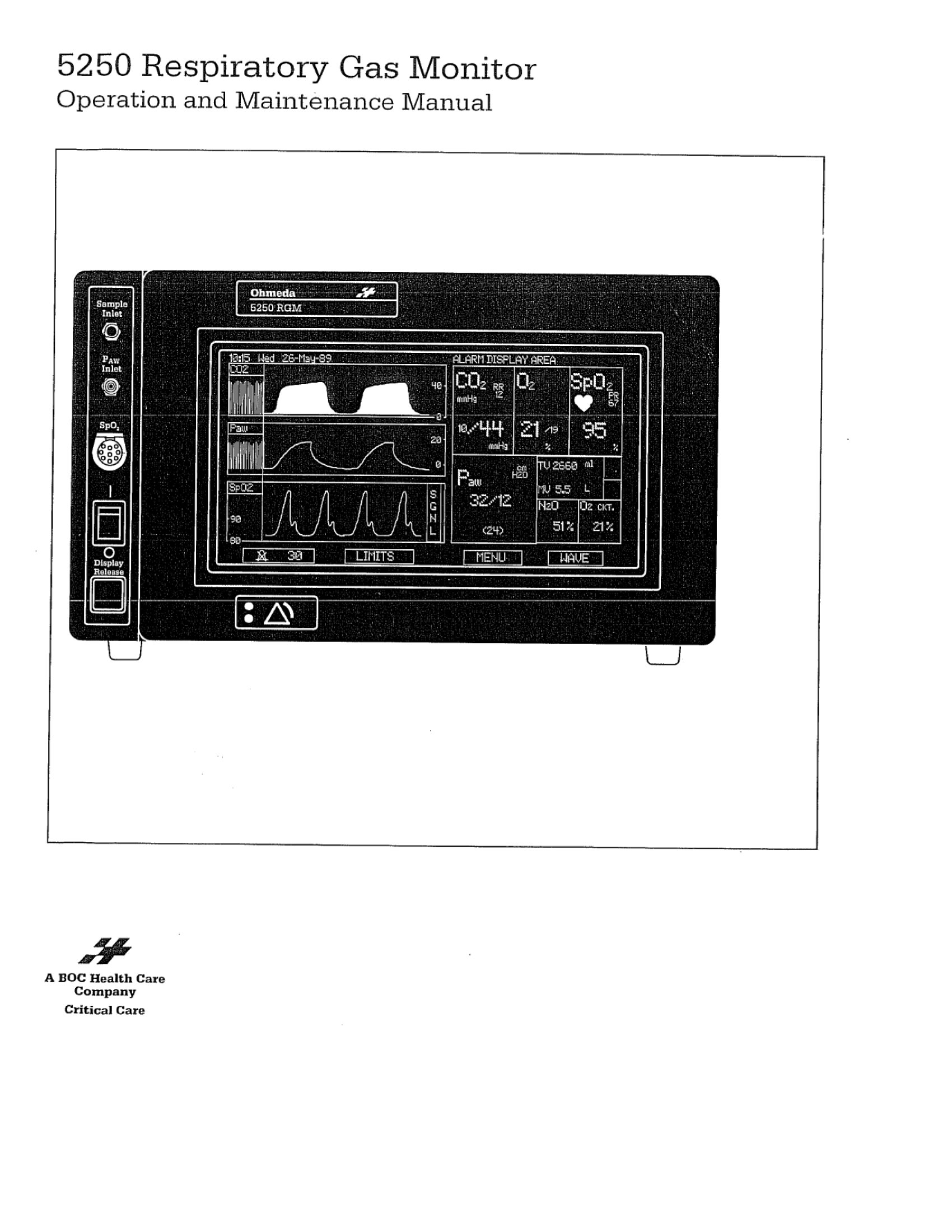 ohmeda 5250 service manual golden biomed rh goldenbiomed com service manual 2240 jd service manual 2240 jd